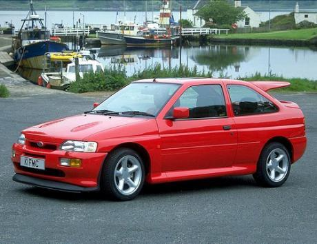 Ford Escort RS Cosworth & Sierra RS Cosworth Service Repair Manual Download