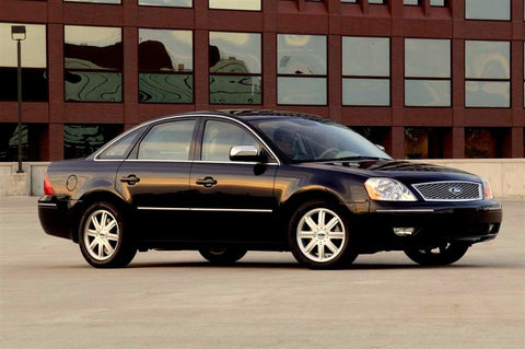Ford Five Hundred 2005-2007 Service Repair Manual PDF