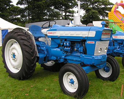 Ford Dexta Tractor Information : Ford fordson dexta super power major