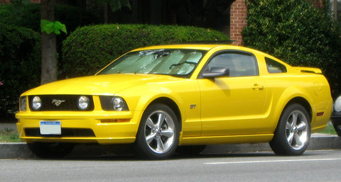 Ford Mustang 2005-2009 Workshop Service Repair Manual Download