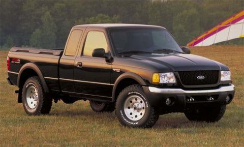 Ford Ranger 1998-2006 Repair Service Manual PDF