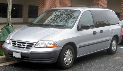 ford page 22 best manuals rh reliable store com 1999 Ford Windstar Fuse Box Diagram 1999 Ford Windstar Interior