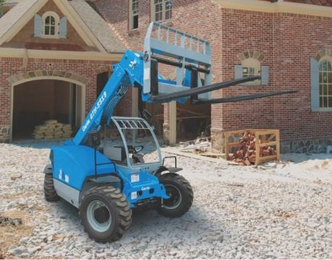 Genie GTH 55-19 Telehandler Service Repair Workshop Manual INSTANT DOWNLOAD ( From Serial Number:10242 to 18818 )