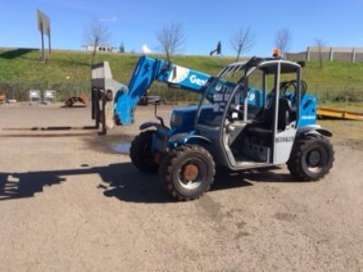 Genie GTH 55-19 Telehandler Service Repair Workshop Manual INSTANT DOWNLOAD