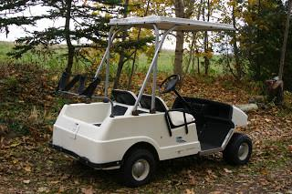 1986 Columbia gas golf cart Workshop Service Repair Manual
