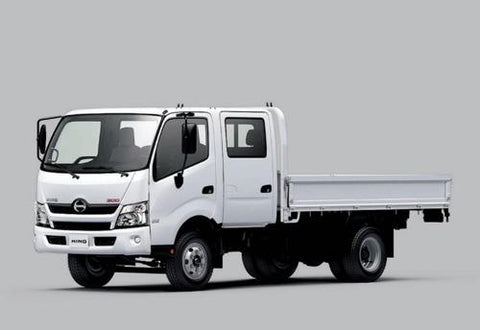 Hino Factory approved repair and Service Manuals – Best ...