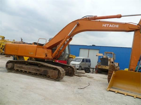 HITACHI EX300-3C EXCAVATOR SERVICE REPAIR MANUAL - DOWNLOAD!