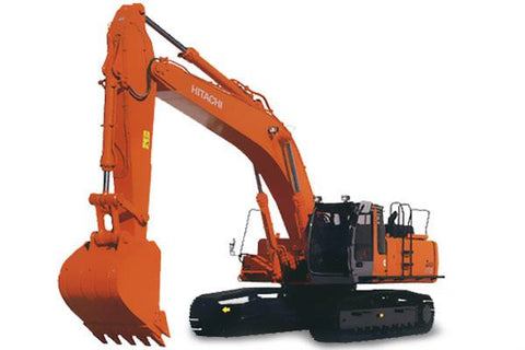 HITACHI EX300-3C EXCAVATOR SERVICE REPAIR MANUAL