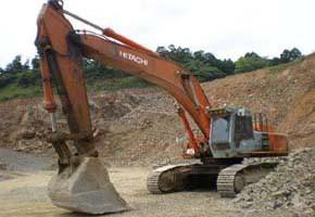 HITACHI EX550 EX550-3 EXCAVATOR WORKSHOP SERVICE MANUAL