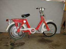 HONDA MOPED P50 50cc 1966 1967 1968 WORKSHOP SERVICE MANUAL