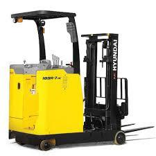 HYUNDAI FORKLIFT TRUCK BR SERIES SERVICE REPAIR MANUAL