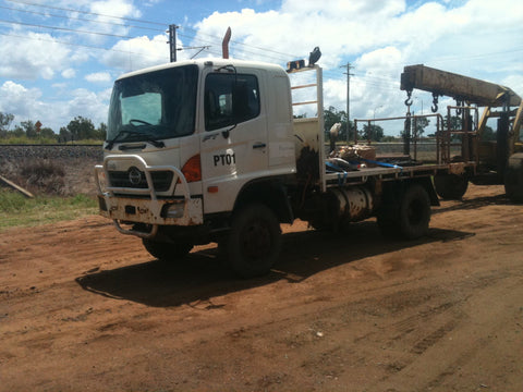 Hino FT1J, GT1J Series Truck Workshop Manual