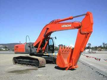 Hitachi Zaxis 330-3 Excavator Complete Service Manual