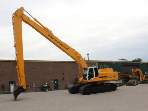 Hitachi Zaxis 470 LCH-3 Excavator Workshop Service Repair Manual