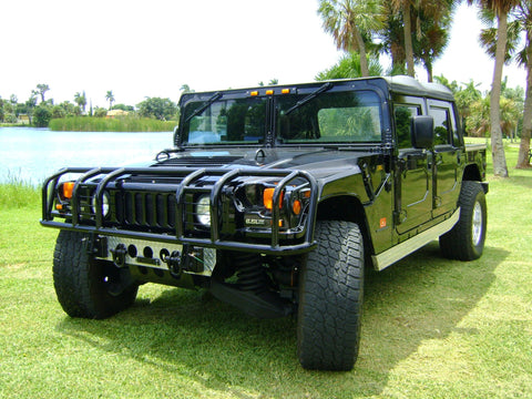 Hummer H1 Commercial Service Repair Manual 2000 Download