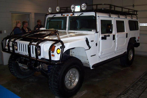 1996 Hummer H1 Workshop Service Repair Manual