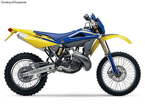 2006 Husqvarna Wr 250 Workshop Service Repair Manual Download