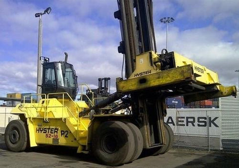 Hyster F117 (H1050HD-CH, H1150HD-CH) Forklift Service Repair Workshop Manual DOWNLOAD