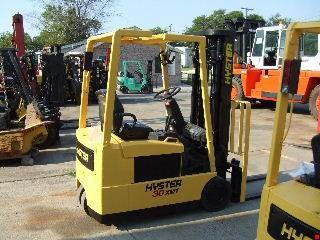 Hyster J30XMT J35XMT J40XMT Forklift Workshop Service Repair Manual
