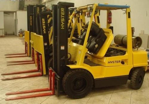 Hyster K005 (H3.50-5.50XM, H4.00XM-5, H4.00XM-6, H4.00XMS-6 Europe) Forklift Service Repair Workshop Manual DOWNLOAD
