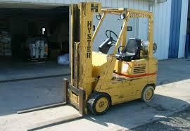 Hyster S30E, S40E, S50E, S60ES (D002) Forklift Workshop Service Repair Manual