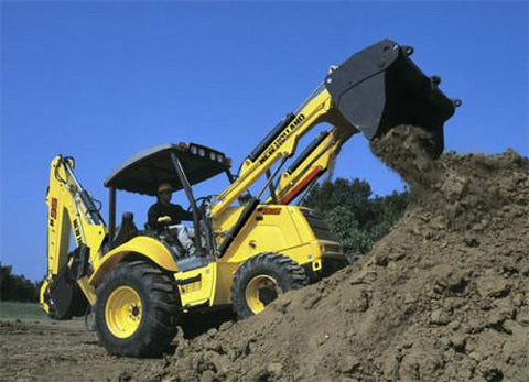 Hyundai HB90 HB100 Backhoe Loader Service Repair Workshop Manual DOWNLOAD