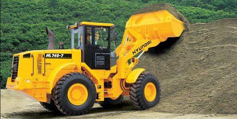 Hyundai Hl740-7,Hl740TM-7 Wheel Loader Service Repair Workshop Manual DOWNLOAD