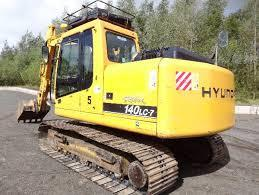 Hyundai R140LC-7A Crawler Excavator Service Repair Workshop Manual DOWNLOAD
