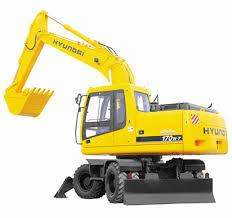 Hyundai R170W-7A Wheel Excavator Service Repair Workshop Manual DOWNLOAD