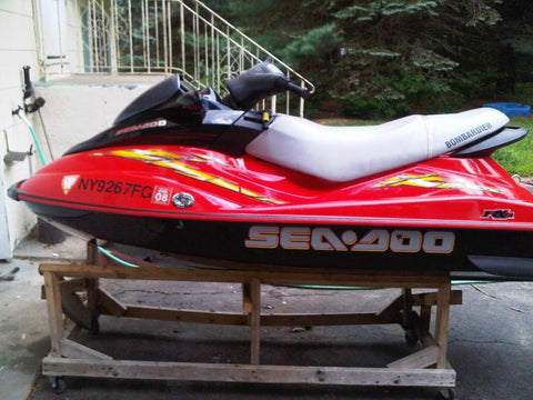 2003 Seadoo Sea-doo Jet Ski Service Repair Manual