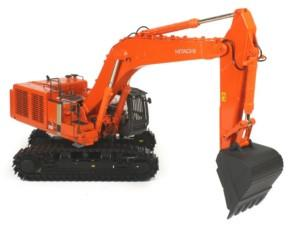 Hitachi Zaxis 870 LCH-3 Technical Manual Download