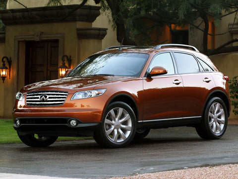INFINITI FX35 / FX45 SERVICE REPAIR MANUAL 2003 2004 2005 2006 2007 2008 2009 2010 DOWNLOAD!!!
