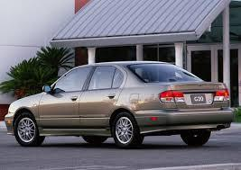 INFINITI G20 2001 COMPLETE   Workshop SERVICE MANUAL
