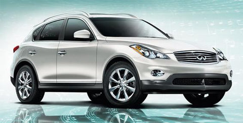 Infiniti EX35 2009 Service Repair Manual INSTANT DOWNLOAD