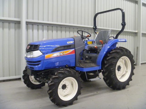Iseki Tg5330 Tg5390 Tg5470 Tractor Operation Maintenance Service Manual Download