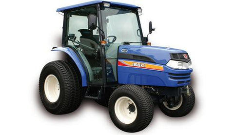 Iseki Th4295 Th4335 Th4365 Hst Tractor Operation Maintenance Service Manual Download