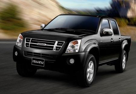2007 Isuzu D.max Workshop Service Repair Manual