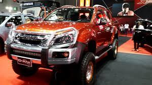 Isuzu D-Max P190 2007-2010  Repair Service Manual PDF