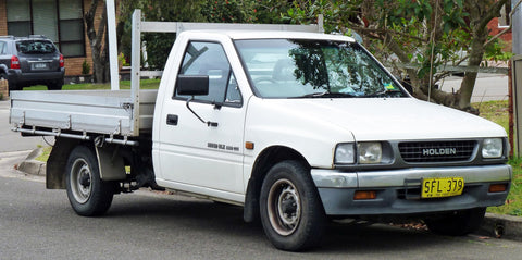 Isuzu Holden Rodeo KB TF140 Repair Service Manual Download