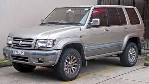 Isuzu Trooper UBS 1998-2002  Repair Service Manual PDF