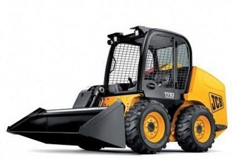 JCB 190 1110 Robot Service Repair Workshop Manual DOWNLOAD