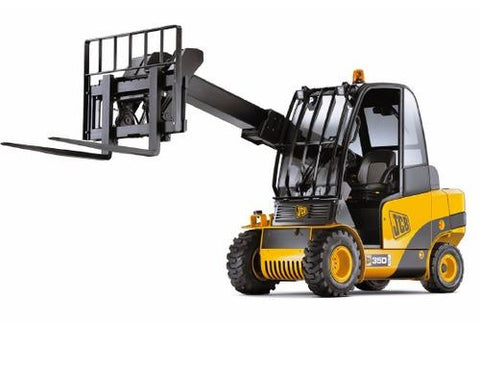 JCB 2.5D, 2.5G, 3.0D, 3.0G, 3.5D, 3.0D 4×4, 3.5D 4×4, 3.0 D High Lift Teletruk Service Repair Manual DOWNLOAD
