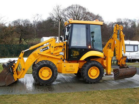 JCB 2CX 2DX 210 212 Backhoe Loader Service Repair Workshop Manual DOWNLOAD - SNF657001 to 763230, 481196 Onwards