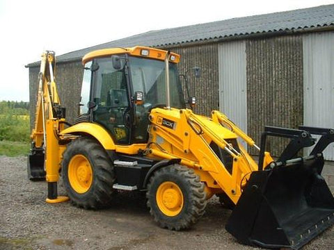 JCB 3CX 4CX 214 215 217 & Variants Backhoe Loader Service Repair Workshop Manual DOWNLOAD