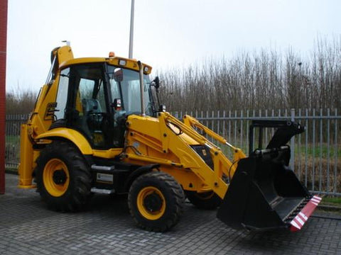 JCB 3CX 4CX Backhoe Loader Service Repair Workshop Manual INSTANT DOWNLOAD (SN: 3CX 4CX-290000 to 400000)
