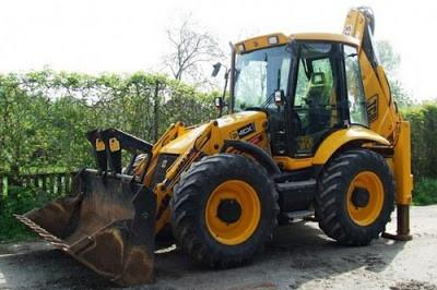 JCB 3CX 4CX Backhoe Loader Service Repair Workshop Manual INSTANT DOWNLOAD (SN: 3CX 4CX-400001 to 4600000)