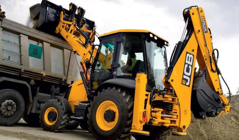 JCB 3CX Eco Backhoe Loader Service Repair Manual PDF