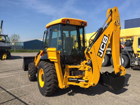 Jcb 3c Excavator Loader Workshop Repair Service Manual