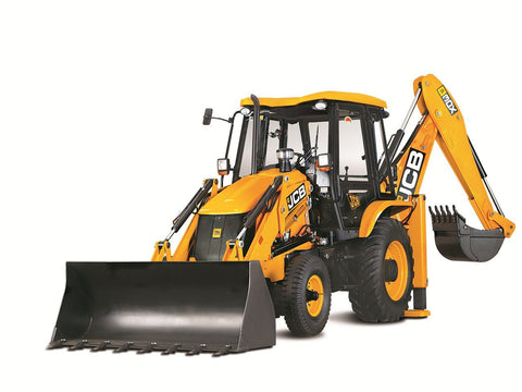 JCB 3DX Backhoe Loader Service Repair Workshop Manual DOWNLOAD