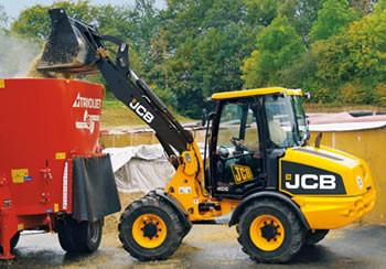 JCB 406 409 Wheel Loading Shovel Service Repair Workshop Manual INSTANT DOWNLOAD